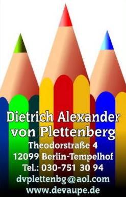 Www Devaupe De Dietrich Von Plettenberg Malerei Grafik